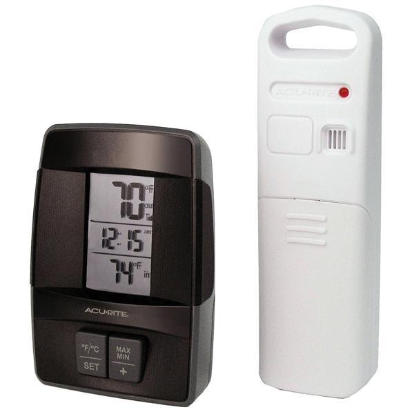 เครื่องวัดอุณหภูมิ AcuRite 00606