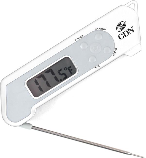 เครื่องวัดอุณหภูมิ CDN TCT572-W
