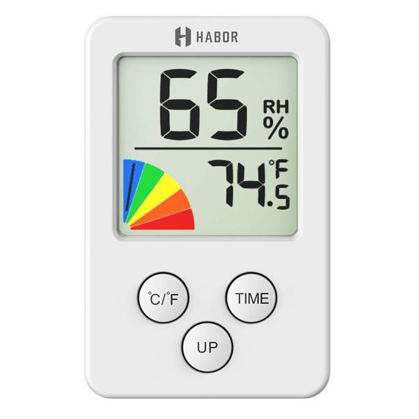 เครื่องวัดอุณหภูมิ Habor Mini