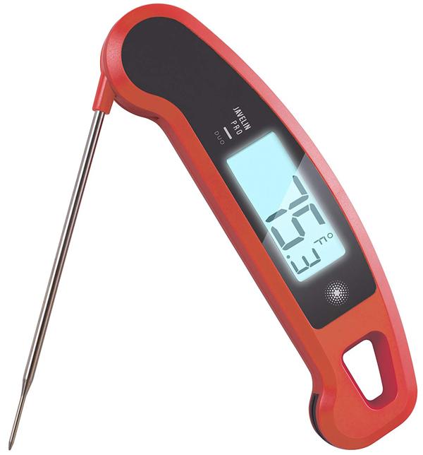 เครื่องวัดอุณหภูมิ Lavatools Lava