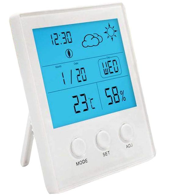 เครื่องวัดอุณหภูมิ UiiziC