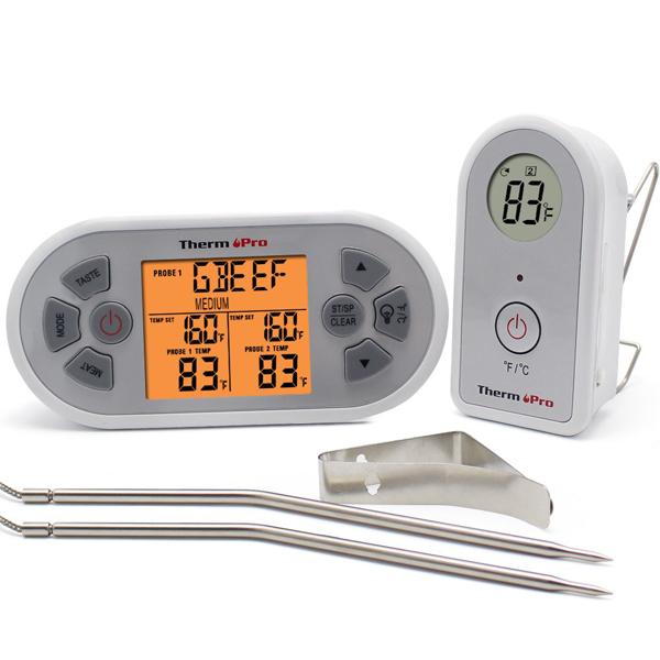 เครื่องวัดอุณหภูมิแบบดิจิตอล ThermoPro TP22